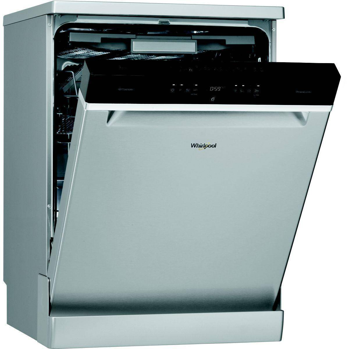 Whirlpool Lave-vaisselle 60 cm WHIRLPOOL WFO 3033DLX 14 couverts
