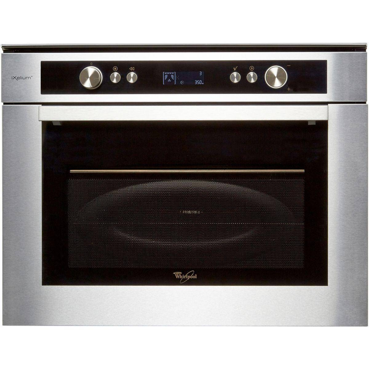 Whirlpool Micro-ondes Grill + Four WHIRLPOOL AMW835IXL