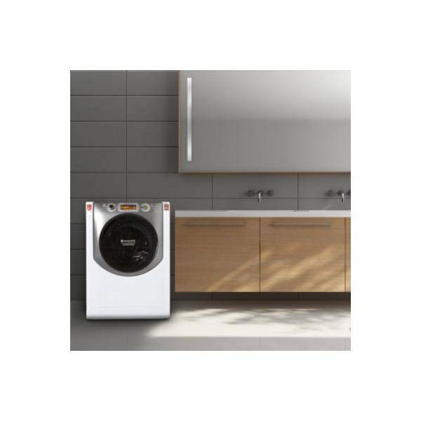 HOTPOINT Lave-linge frontal HOTPOINT AQ113 D 69 Reconditionné à neuf
