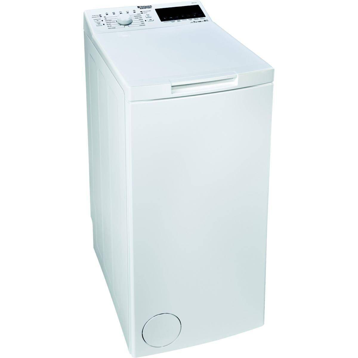 Hotpoint Lave-linge top Hotpoint WMTG722HFR