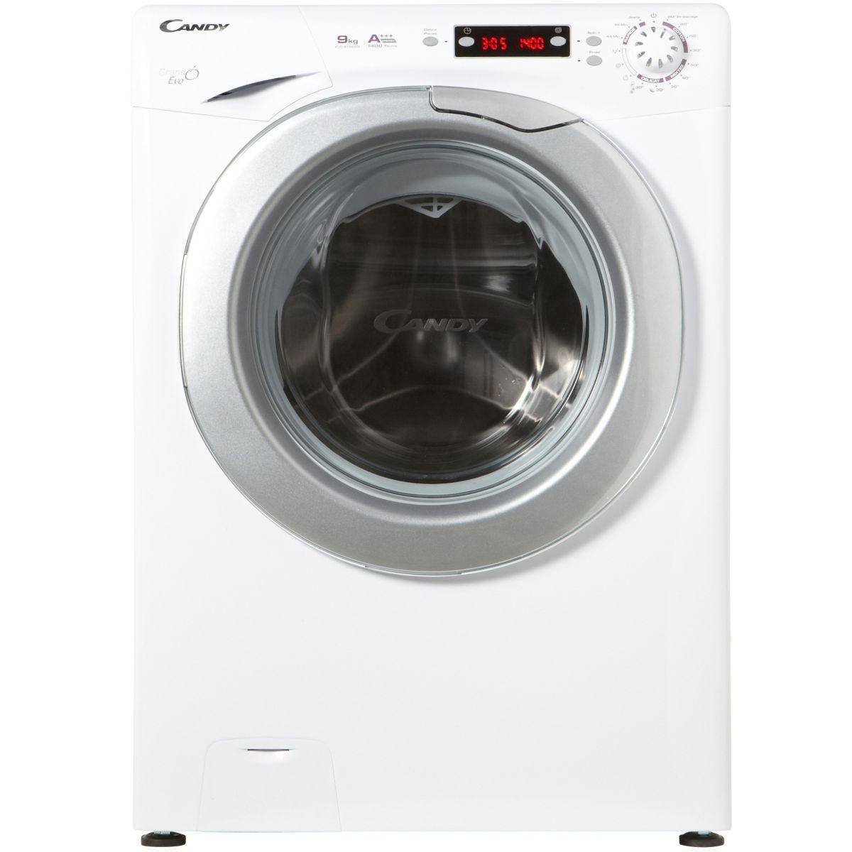 Candy Lave-linge frontal CANDY EVO9142D3
