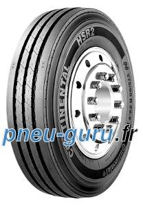 Continental HSR 2 ( 315/80 R22.5 156/150L Double marquage 154/150M )