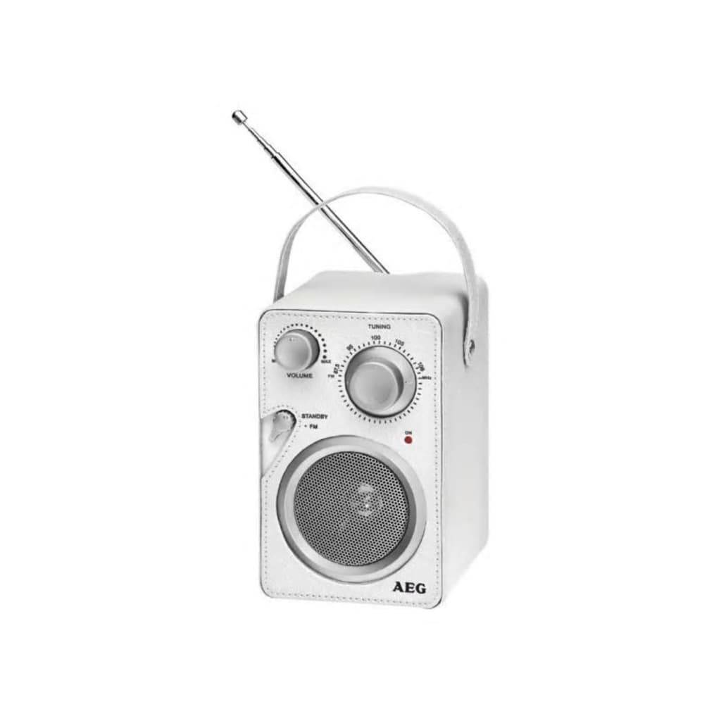 AEG Radio Blanche MR 4144