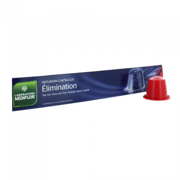 mediflor infusion elimination 7 capsules