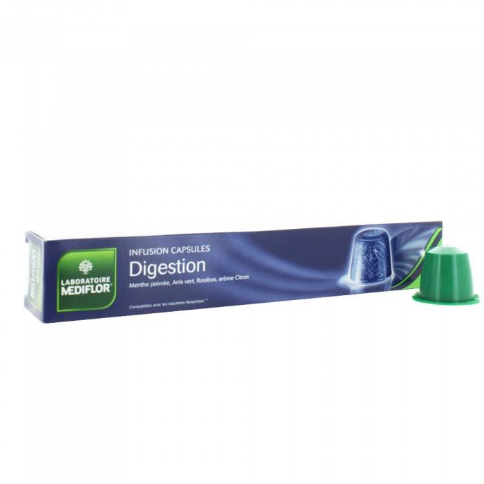 mediflor infusion digestion 7 capsules