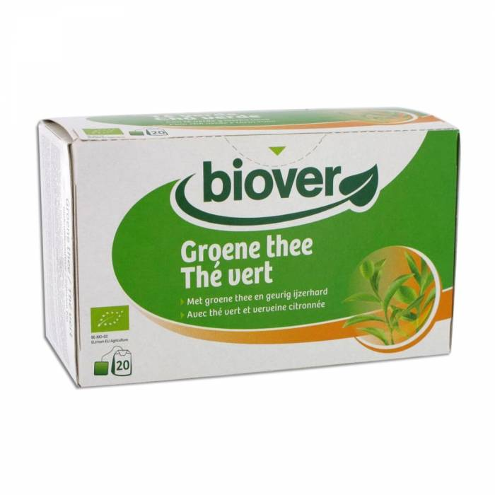 biover infusion the vert 20 infusettes