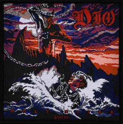 Dio Patch Dio - Holy Diver