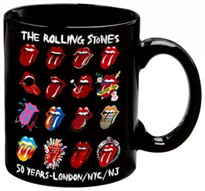 Rolling Stones (The) Tasse Rolling Stones - Evolution