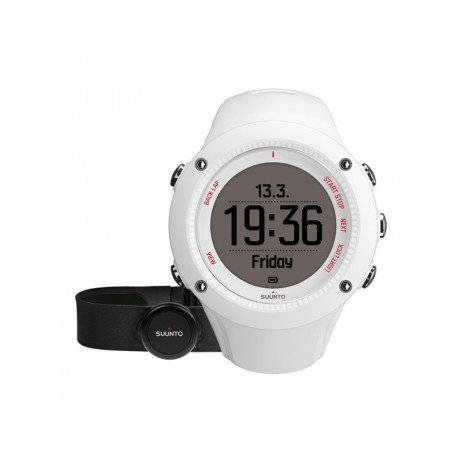 Suunto Montre suunto ambit 3 run hr white