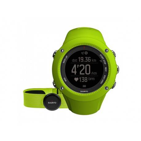 Suunto Montre suunto ambit 3 run hr lime