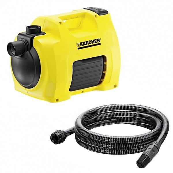 Karcher Pompe jet - BP 4 Garden Set - Karcher