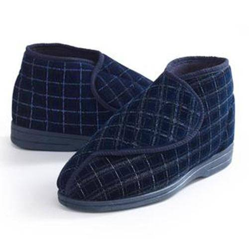 Homecraft Chaussons montants pour homme - 43