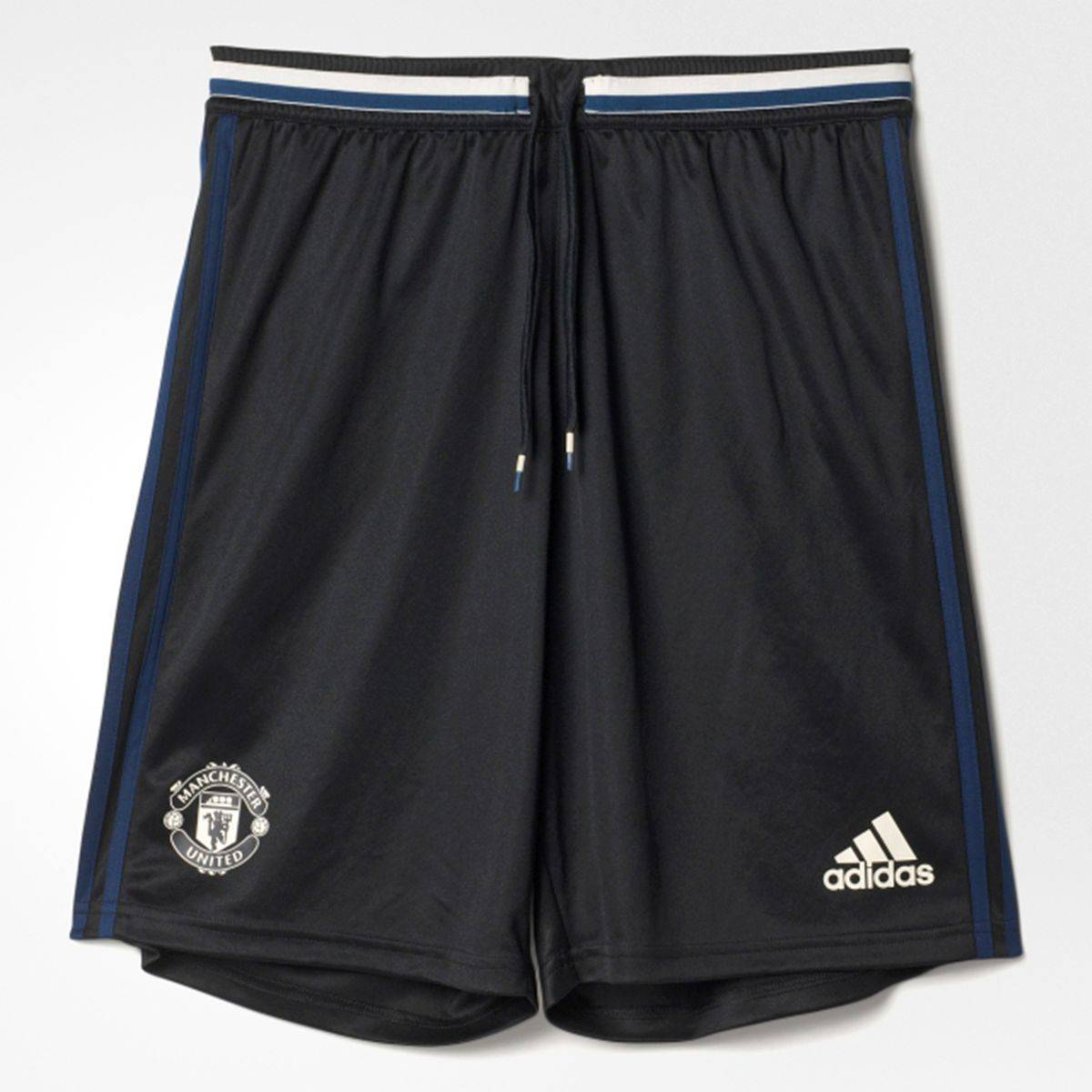 Adidas Short d'entrainement Manchester United FC - adidas