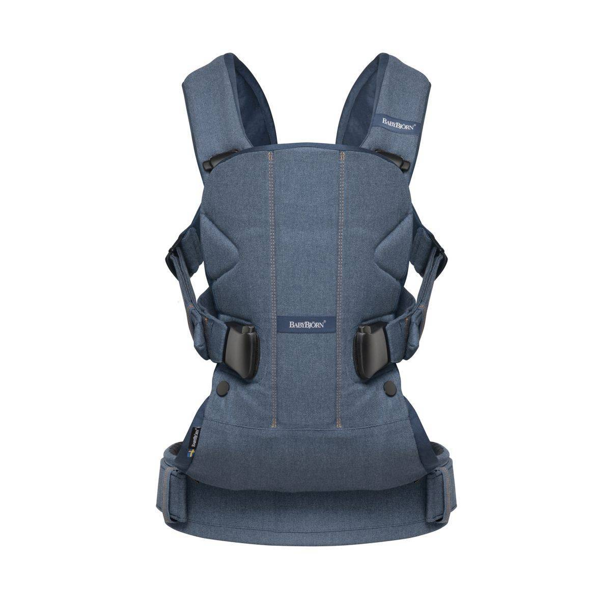 BABYBJORN Porte-bébé Carrier One denim - BABYBJORN