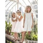 Cyrillus robe poudree : collection fete - cyrillus