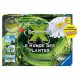 RAVENSBURGER Mini Science X - Le monde Des Plantes