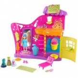 MATTEL Polly Pocket - Salon De Beauté Multicolore