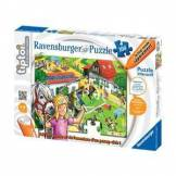 RAVENSBURGER Tiptoi® Puzzle Le Poney-Club