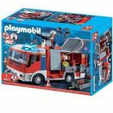 Playmobil 4821 - Fourgon d'intervention de pompier