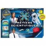 RAVENSBURGER Mini Science X® - Métiers Scientifiques