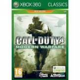 ACTIVISION CALL OF DUTY 4 MODERN WARFARE / JEU CONSOLE XBOX 3