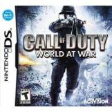 ACTIVISION CALL OF DUTY 5 WORLD AT WAR / jeu console Nintendo