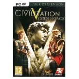2K SPORTS SID MEIER'S CIVILIZATION V-GODS AND KINGS
