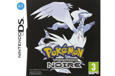 NINTENDO POKEMON VERSION NOIRE
