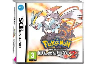 NINTENDO POKEMON VERSION BLANCHE 2