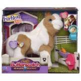 Hasbro - Furreal Friends - Butterscotch Poney Caramel - Mixte - A Partir De 4 Ans - Livré À L'unité