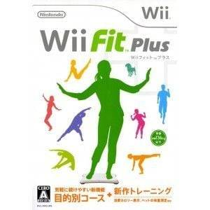 Wii Fit Plus[Import Japonais] Wii