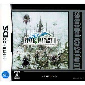 Nintendo Final Fantasy Iii (Ultimate Hits)[Import Japonais] Nintendo DS