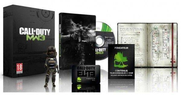 Call Of Duty Modern Warfare 3 Edition Collector Hardened Xbox 360 XBOX 360