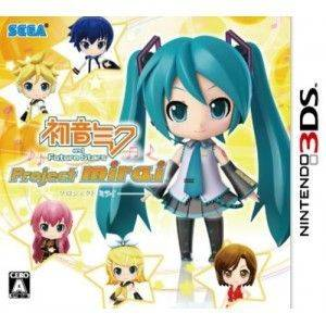 Nintendo Hatsune Miku And Future Stars: Project Mirai[Import Japonais] Nintendo 3DS