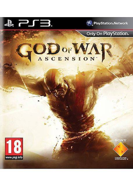God Of War - Ascension PS3
