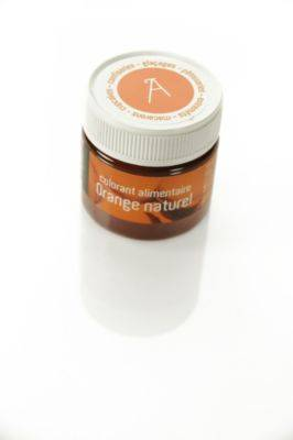 Les Artistes Colorant alimentaire Les Artistes Colorant alimentaire Orange (10gr)
