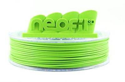 Neofil3d Filament 3D Neofil3d ABS Vert pomme 2.85mm