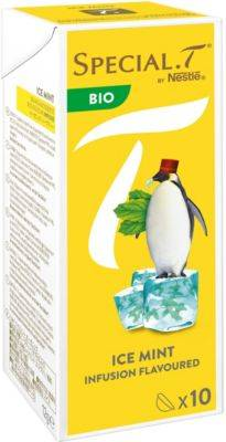 Nestle Capsules Nestle Special.T Infusion Ice Mint x10