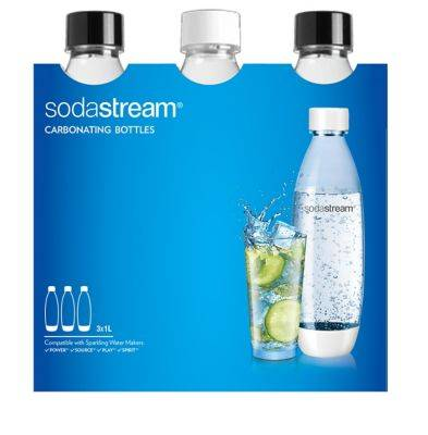 Sodastream Bouteille Sodastream Pack 3 bout. PET Fuse 1L