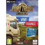 Just For Games Jeu PC Just For Games Euro Truck 2 Simulator - Vive la France