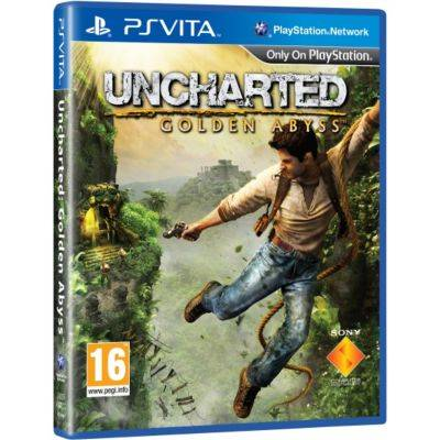Sony Jeu PS Vita Sony Uncharted : Golden Abyss