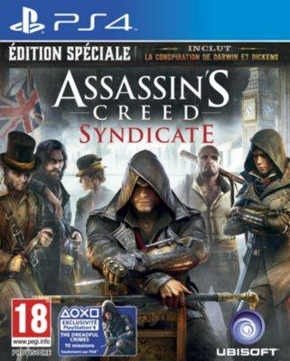 Ubi Soft Jeu PS4 Ubi Soft Assassin's Creed Syndicate Special