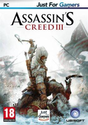 Just For Games Jeu PC Just For Games Assassin's Creed 3