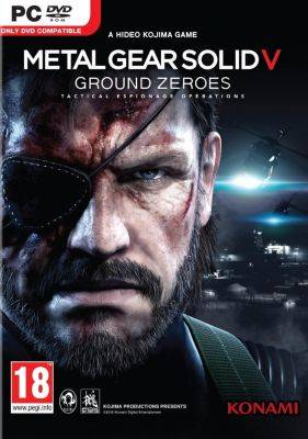 Konami Jeu PC Konami Metal Gear Solid 5 : Ground Zeroes