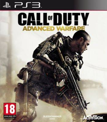 ACTIVISION Jeu PS3 ACTIVISION Call of Duty Advanced Warfare