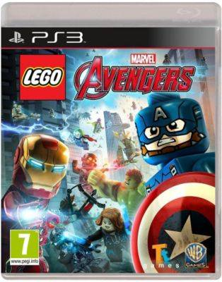 WARNER Jeu PS3 WARNER Lego Marvel's Avengers