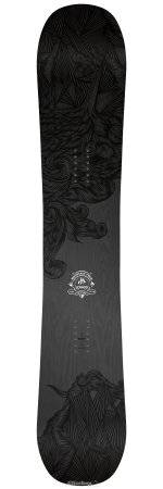 Jones Planche snowboard Jones Mountain Twin Limited