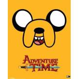 OnePoster Adventure Time : Jake Mini Poster 40 x 50 cm