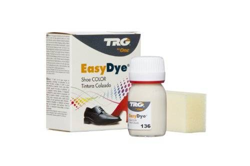TRG teinture couleur pour chaussures TRG Easy Dye #136 Ivoire