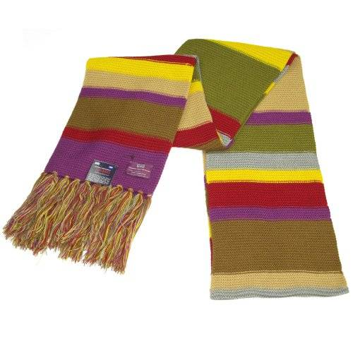 Dr Who Doctor Who - Foulard/Echarpe - multicouleur